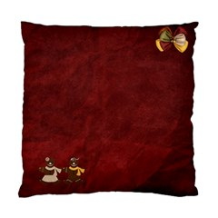 Pillow Gingy Holiday 1002 By Lisa Minor   Standard Cushion Case (two Sides)   Llidcw05u3vg   Www Artscow Com Back