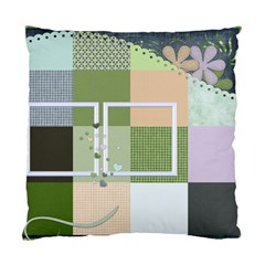 Pillow Blustery Day 1001 By Lisa Minor   Standard Cushion Case (two Sides)   L2n969czvhnx   Www Artscow Com Back