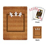 cards-Scents of Christmas 2001 - Playing Cards Single Design