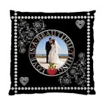 Wedding Memories 2-Sided Cushion - Cushion Case (Two Sides)