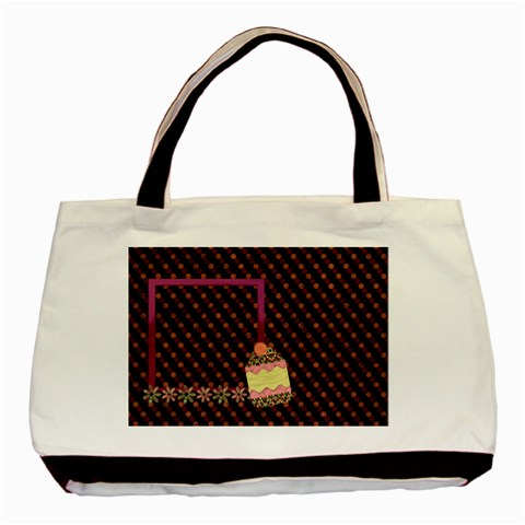 Tote Girl Power 1001 By Lisa Minor   Basic Tote Bag   Gbzhe3pkf56i   Www Artscow Com Front