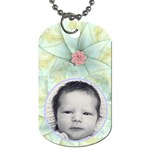 Dove Love dog Tag - Dog Tag (One Side)