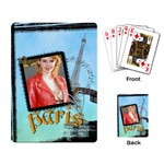 travel - Playing Cards Single Design