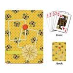 Playing Cards-Fanciful Fun 1002 - Playing Cards Single Design