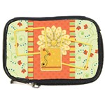 Camera Case-Fanciful Fun 1001 - Compact Camera Leather Case