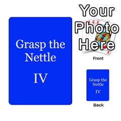 Awi Pack 10 By Jonathan Davenport   Multi Purpose Cards (rectangle)   Ve578hgej6e2   Www Artscow Com Frontback