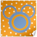 Mouse frames canvas 12x12 - Canvas 12  x 12