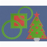 Christmas tree canvas 12x16 - Canvas 12  x 16