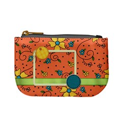 Coin Purse Fanciful Fun 1001 By Lisa Minor   Mini Coin Purse   Fy9pq329440a   Www Artscow Com Front