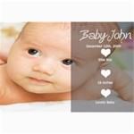 baby - Canvas 20  x 30