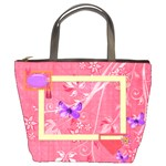Miss Ladybugs Garden Bucket Bag 1002