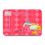 Foodie-Girl Placemat - Plate Mat