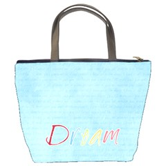 Dream Bucket Bag by Albums to Remember Back