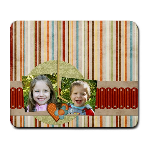 Thanful  Mouse Pad 2 By Sheena   Large Mousepad   Kjd3vc21fhwc   Www Artscow Com Front