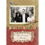 {ScrapDZines} Holiday Card 1 - Greeting Card 5  x 7