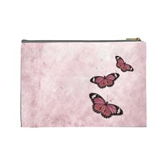 Love Cosmetic Bag L By Carol   Cosmetic Bag (large)   E4990rfar2ib   Www Artscow Com Back