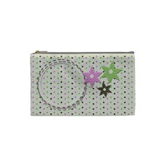 Princess Cosmetic Bag By Chelsea Winsor   Cosmetic Bag (small)   Zio7ac7fx9sq   Www Artscow Com Front