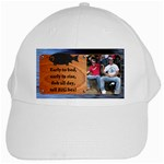 Fishing Cap - White Cap