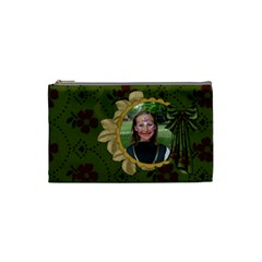 Gypsy Fall Cosmetic Bag Small By Lisa Minor   Cosmetic Bag (small)   Kc2o7kbh6t5r   Www Artscow Com Front