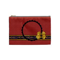 Gypsy Fall Cosmetic Bag Medium By Lisa Minor   Cosmetic Bag (medium)   9730bgzi18hr   Www Artscow Com Front