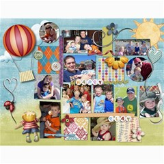 2010 Ashley By Emilee   Wall Calendar 11  X 8 5  (12 Months)   61x4z0wjpsla   Www Artscow Com Month