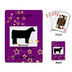 GC STEER - Playing Cards Single Design