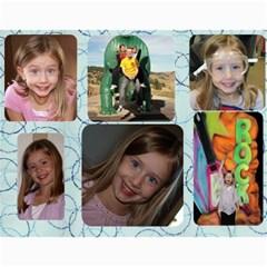 Making Calendar By Mandy Morford   Wall Calendar 11  X 8 5  (12 Months)   3a9o5k1ntr2o   Www Artscow Com Month