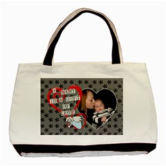 A Baby Is A Gift Of Love Classic Tote Bag By Lil    Basic Tote Bag (two Sides)   Gk18f5g0kyw5   Www Artscow Com Front
