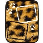 Leopardo  -  Blanket - Mini Fleece Blanket(Two Sides)