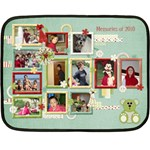 HH Memory Blanket - Fleece Blanket (Mini)