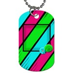 Wild Child multi Tag - Dog Tag (Two Sides)