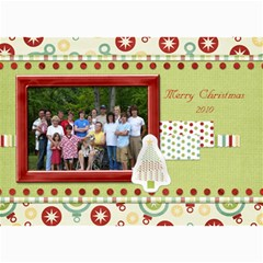 Happy Holidays 7x5 Card 100 By Lisa Minor   5  X 7  Photo Cards   I1fiye88h881   Www Artscow Com 7 x5 Photo Card - 4