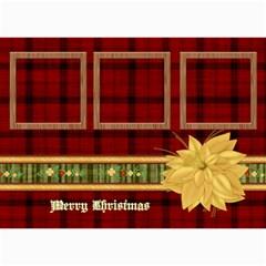 Old World Christmas 7x5 Card 1001 By Lisa Minor   5  X 7  Photo Cards   7i7mrcnabigh   Www Artscow Com 7 x5 Photo Card - 4