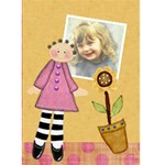 Hello Card 1 Missy - Greeting Card 5  x 7