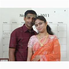 Sureshcalendar By Soma Venkata   Wall Calendar 11  X 8 5  (12 Months)   2ecksls3xx4k   Www Artscow Com Nov 2011