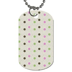 Little Princess Dog Tag By Chelsea Winsor   Dog Tag (two Sides)   Dm1e76xjr2ek   Www Artscow Com Back