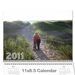 2011 Calendar By Lisa Willford   Wall Calendar 11  X 8 5  (12 Months)   C3l30c6yv424   Www Artscow Com Cover