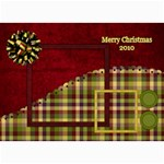All I Want for Christmas 7x5 Card 102 - 5  x 7  Photo Cards