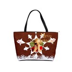 snow xmas - Classic Shoulder Handbag