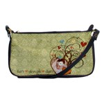 Live, Laugh, Love  shoulder clutch - Shoulder Clutch Bag