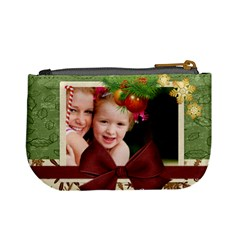 Xmas By Joely   Mini Coin Purse   Udgyl6oip9s4   Www Artscow Com Back