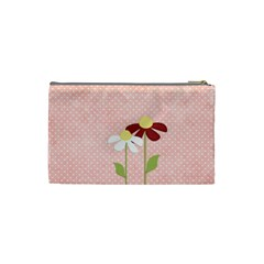 Lady Bug Cosmetic Bag By Sheena   Cosmetic Bag (small)   5gorybx6jhc4   Www Artscow Com Back