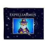 Expelliarmus wizard words cosmetic case - Cosmetic Bag (XL)
