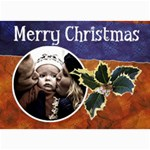 Christmas Cards - 5  x 7  Photo Cards