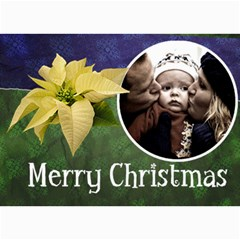 Christmas Cards By Carmensita   5  X 7  Photo Cards   Ozsh6flf35fw   Www Artscow Com 7 x5 Photo Card - 2