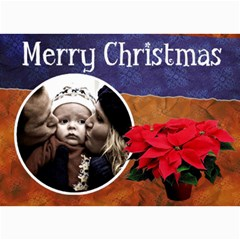 Christmas Cards By Carmensita   5  X 7  Photo Cards   Ozsh6flf35fw   Www Artscow Com 7 x5 Photo Card - 4