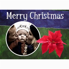Christmas Cards By Carmensita   5  X 7  Photo Cards   Ozsh6flf35fw   Www Artscow Com 7 x5 Photo Card - 6