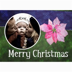 Christmas Cards By Carmensita   5  X 7  Photo Cards   Ozsh6flf35fw   Www Artscow Com 7 x5 Photo Card - 8