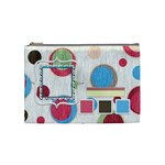 Bloop Bleep Cosmetic Bag Medium - Cosmetic Bag (Medium)