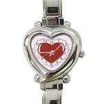 Heart you - Heart Italian Charm Watch